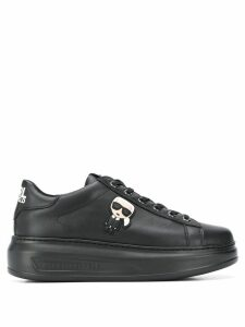 Karl Lagerfeld Ikonik low-top sneakers - Black