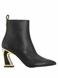 Kat Maconie Lyra boots - Black