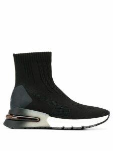 Ash sock sneakers - Black
