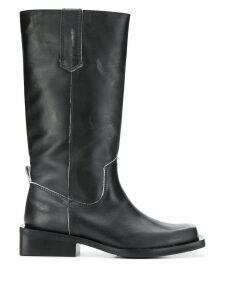 GANNI MC boots - Black