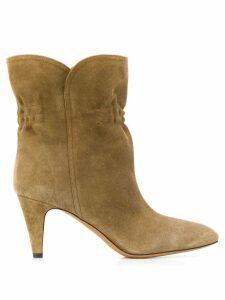 Isabel Marant dedie boots - Brown