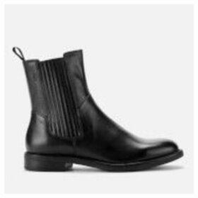 Vagabond Women's Amina Leather Chelsea Boots - Black - UK 4 - Black