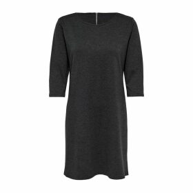 Shift Dress with 3/4 Length Sleeves