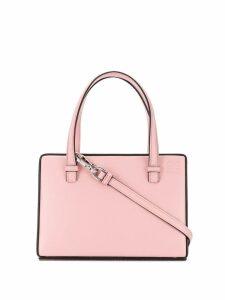 Loewe top handles tote bag - PINK