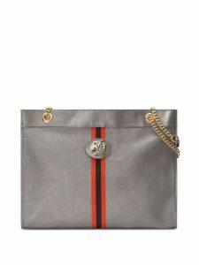 Gucci Rajah large tote - Grey