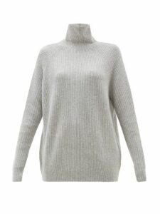 Max Mara - Disco Sweater - Womens - Light Grey