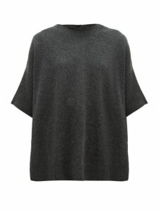 Weekend Max Mara - Franca Sweater - Womens - Dark Grey