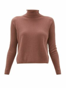 Max Mara Leisure - Spiga Sweater - Womens - Dark Pink