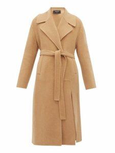 Rochas - Pachino Wool Coat - Womens - Beige