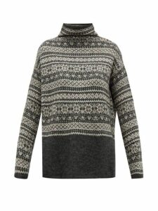 S Max Mara - Agrume Sweater - Womens - Grey Multi