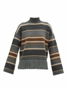 Weekend Max Mara - Amico Sweater - Womens - Brown Multi