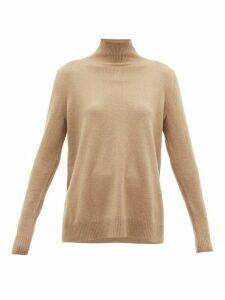 Weekend Max Mara - Brunner Sweater - Womens - Camel