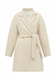 Max Mara - Soldino Coat - Womens - Cream