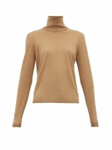 Max Mara - Kipur Sweater - Womens - Camel