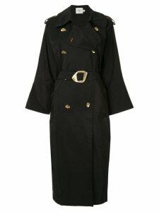 Aje Julius trench coat - Black