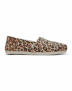 Toms Alpagarta Canvas Shoes D Fit
