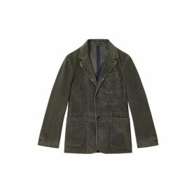 Jigsaw Hockney Cord Jacket