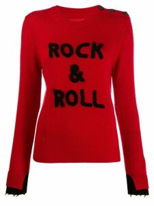 Zadig & Voltaire Rock & Roll sweater - Red