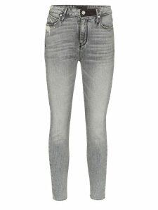 RtA Madrid high-waisted skinny jeans - Black