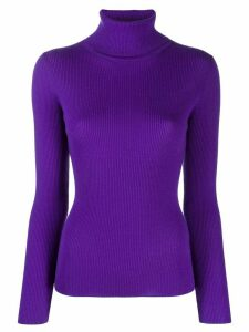 Alice+Olivia Roberta turtleneck - Purple