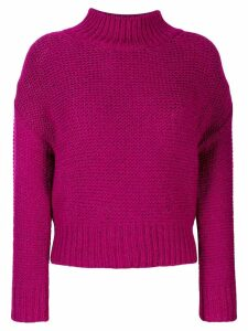 Fabiana Filippi fine knit sweater - PINK