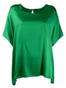 Styland oversized T-shirt - Green