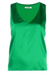 Styland v-neck tank top - Green