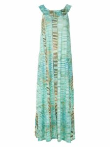 Lygia & Nanny Manati print dress - Green