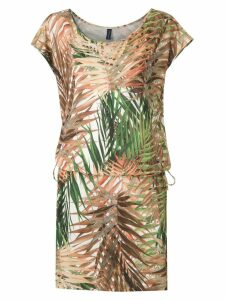 Lygia & Nanny Batuira printed short dress - Multicolour