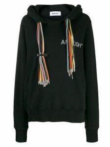 Ambush multi-cord hoodie - Black