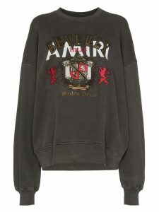 AMIRI Beverly Hills sweatshirt - Black