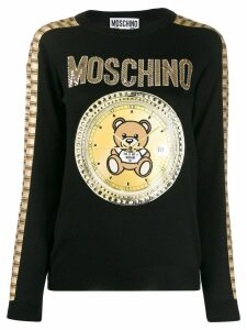 Moschino Teddy Bear jumper - Black