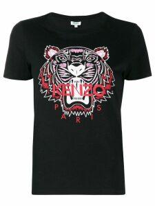 Kenzo Tiger print T-shirt - Black