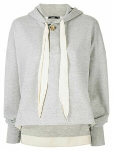Bassike fleece sweatshirt - Grey
