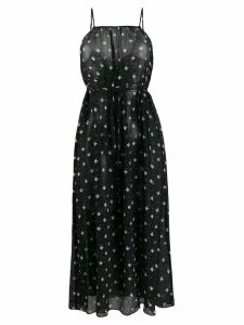 Rixo Buttercup print dress - Black