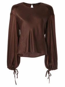Wynn Hamlyn Lake top - Brown