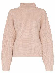 Le Kasha Rennes cashmere jumper - PINK