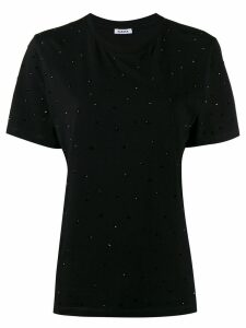 P.A.R.O.S.H. studded t-shirt - Black