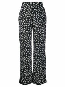 Acne Studios regular-fit trousers - Black