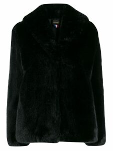 La Seine & Moi faux fur jacket - Black
