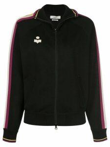 Isabel Marant Étoile logo track jacket - Black