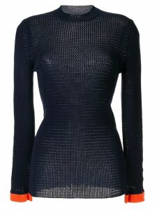 Maggie Marilyn Dare to Dream jumper - Blue