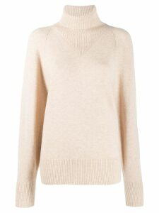 Joseph Turtle neck sweater - NEUTRALS