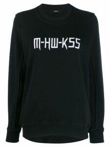 Diesel F-Lyana-H sweatshirt - Black