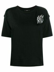 Diesel T-Jacky-Ya T-shirt - Black