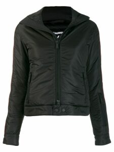 Dsquared2 branded padded jacket - Black