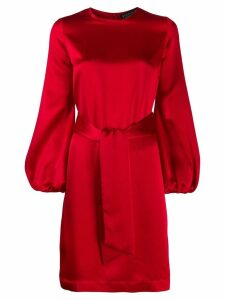 Gianluca Capannolo belted dress - Red