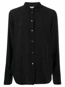 Filippa K long sleeve shirt - Black