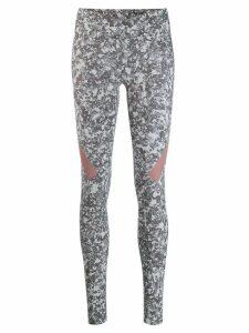 adidas X Stella McCartney all-over leggings - Grey