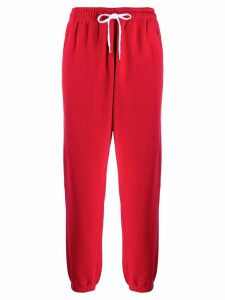 Polo Ralph Lauren drawstring waist trousers - Red